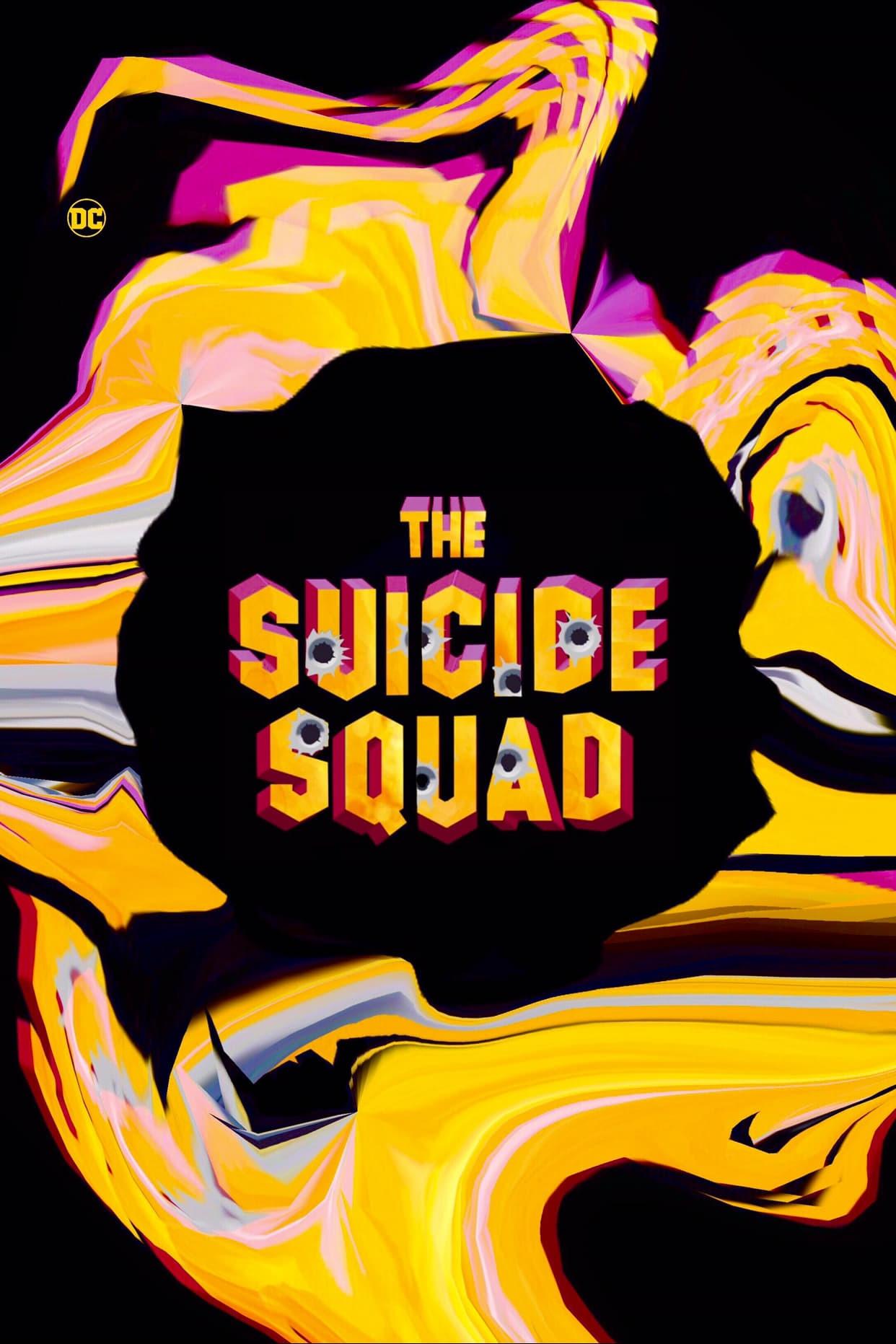 Постер фильма Отряд самоубийц 2 2021