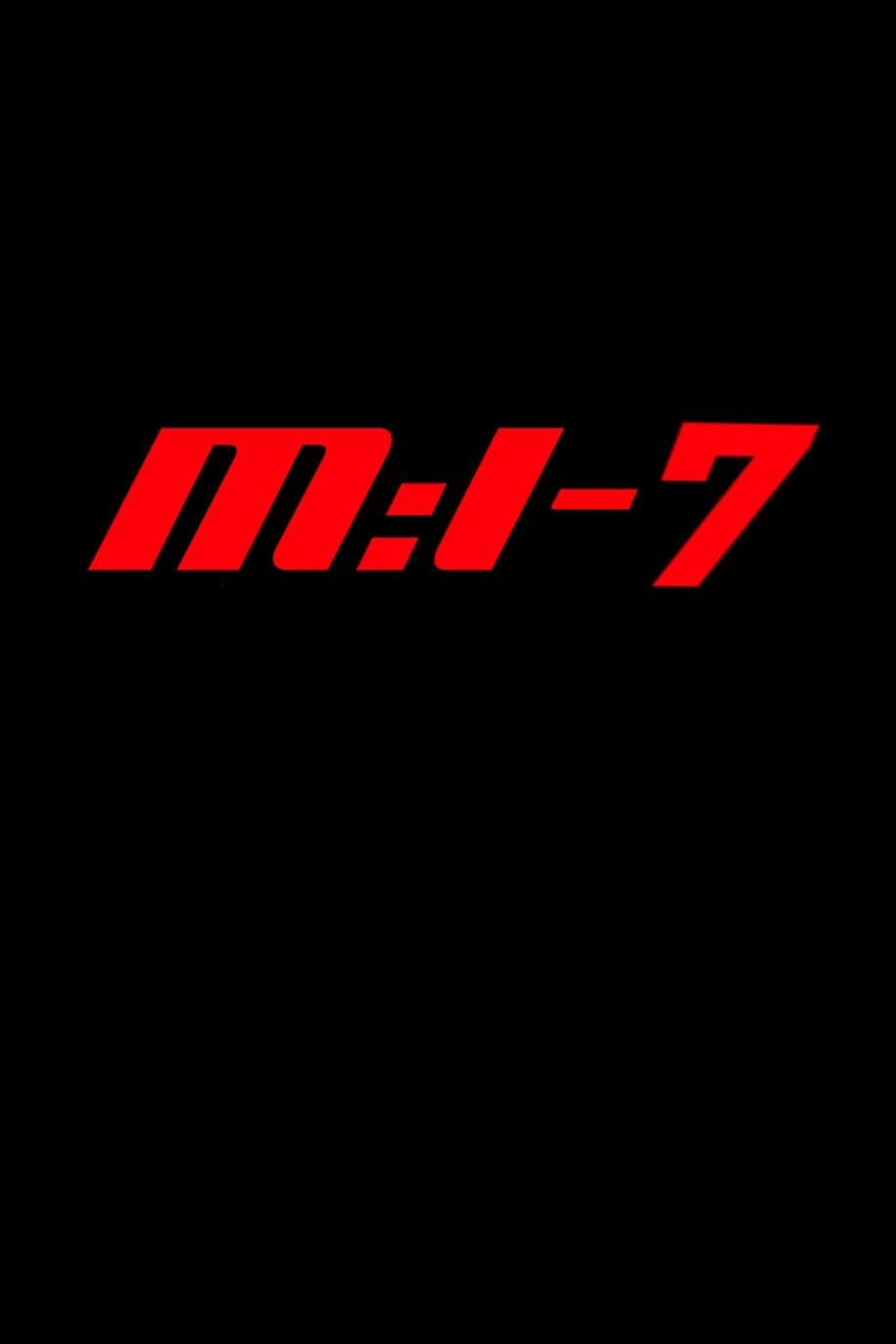 Постер фильма Миссия: невыполнима 7 2021