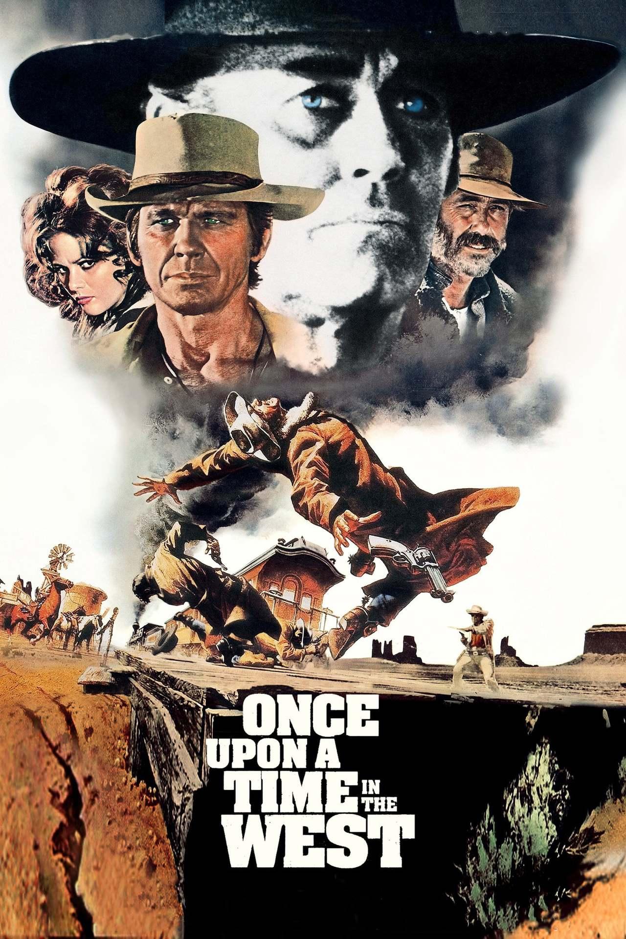 Постер фильма Однажды на Диком Западе 1968