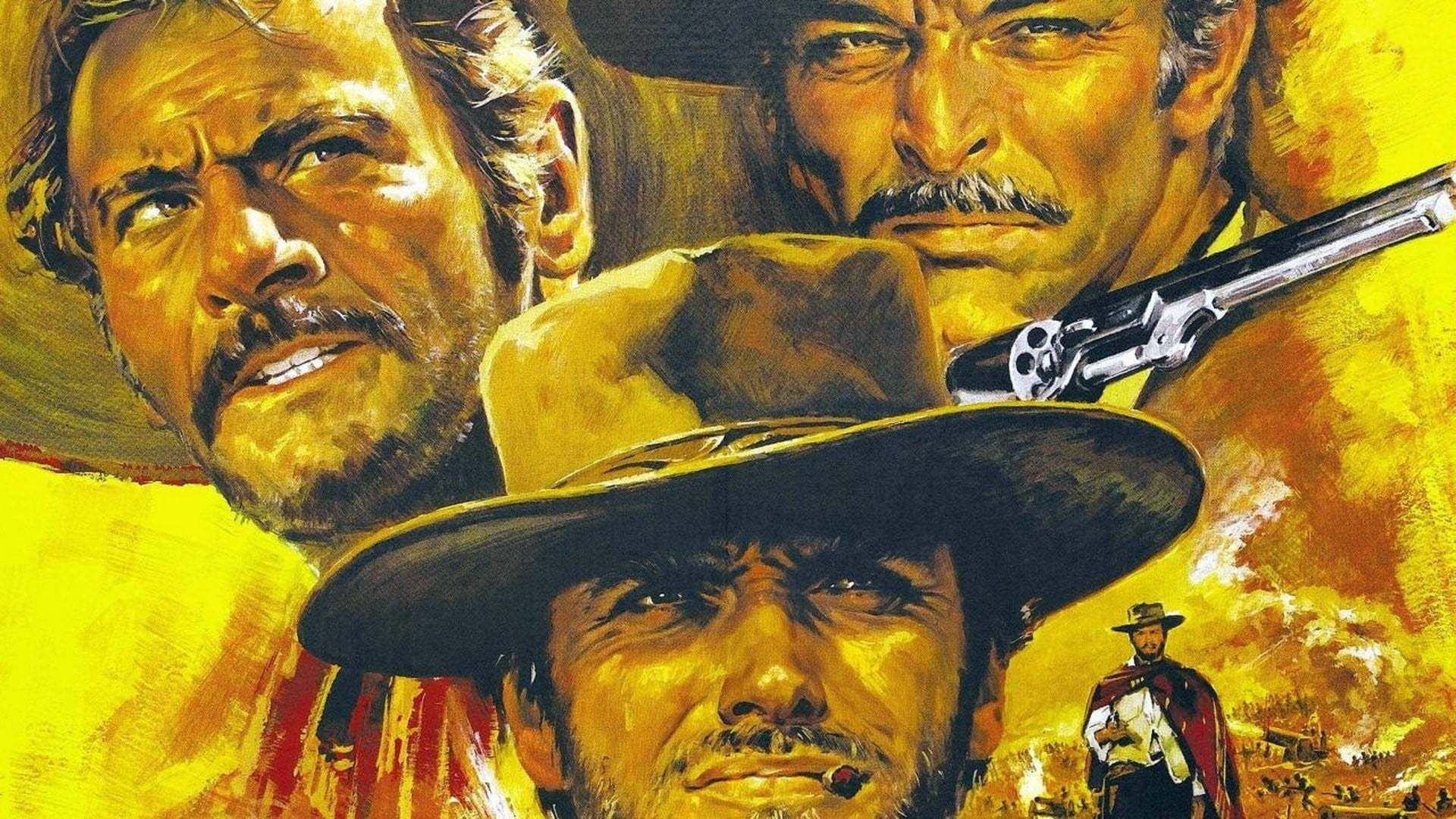 Кадры из фильма Хороший, плохой, злой Il buono, il brutto, il cattivo 1966