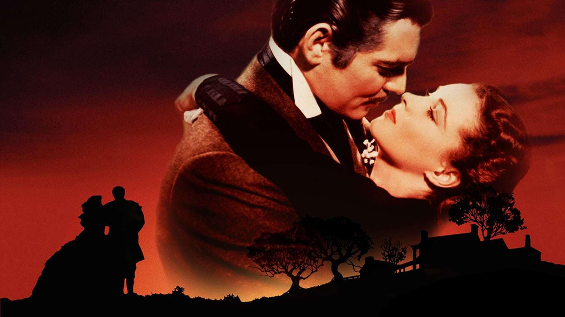 Кадры из фильма Унесенные ветром Gone with the Wind 1939