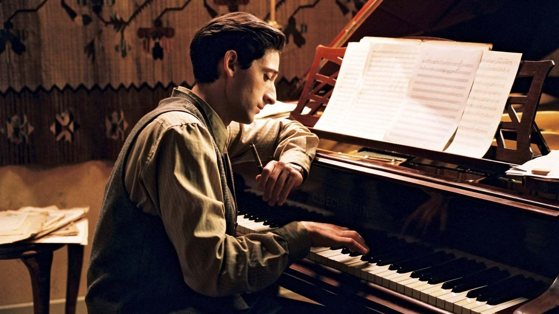 Кадры из фильма Пианист The Pianist 2002