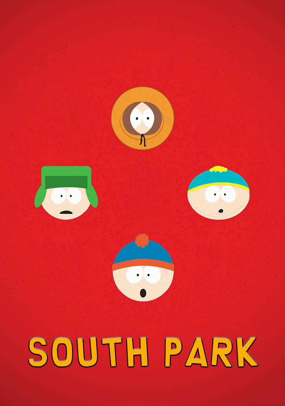 Постер фильма Южный Парк South Park 1997