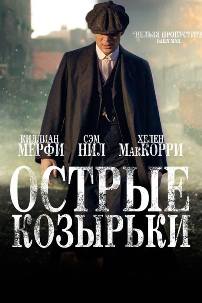 Постер фильма Острые козырьки 2013
