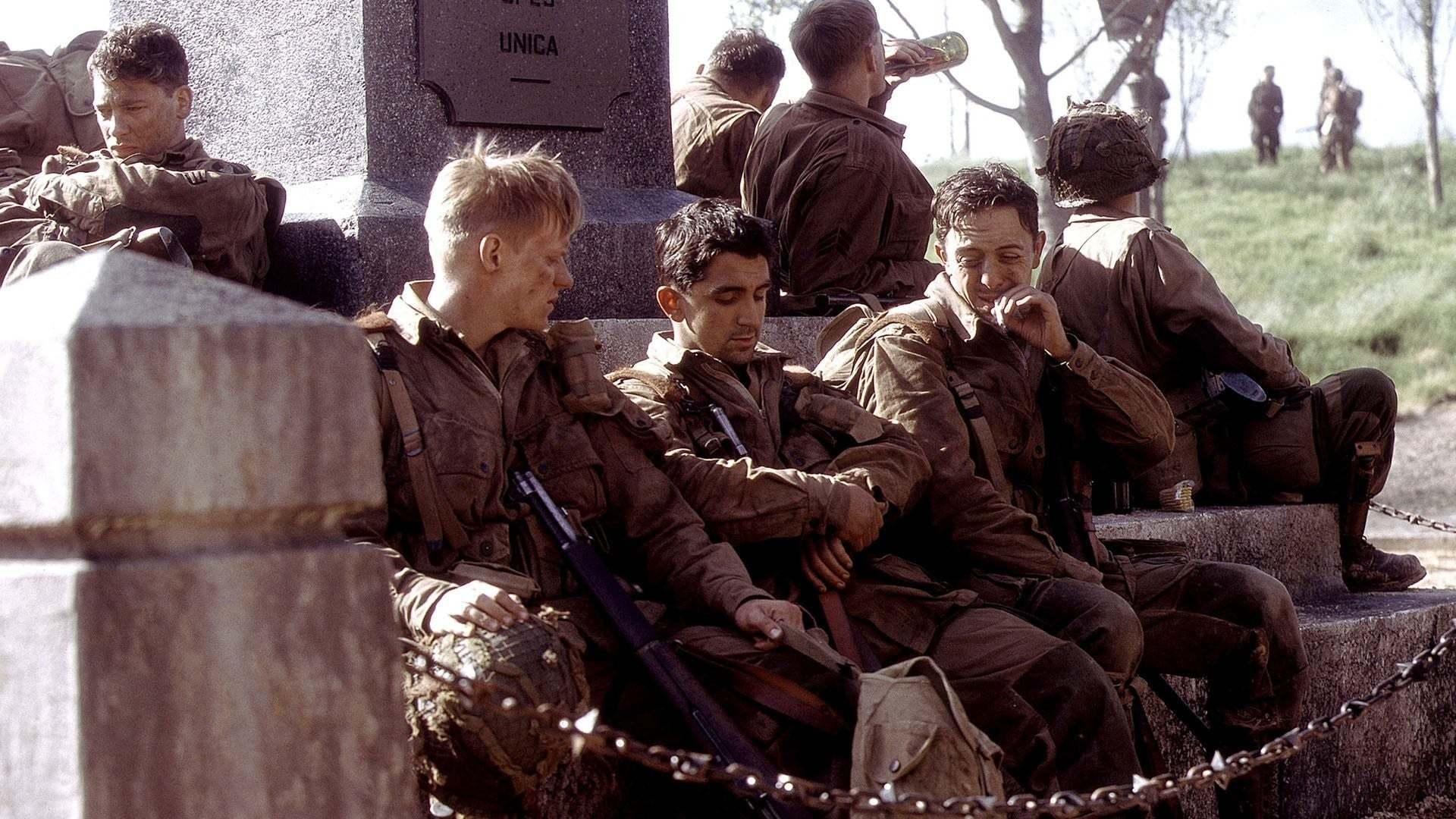 Кадры из фильма Братья по оружию Band of Brothers 2001