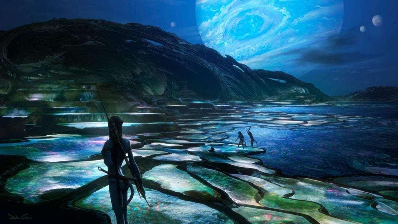Кадры из фильма Аватар 2 Avatar 2 2021