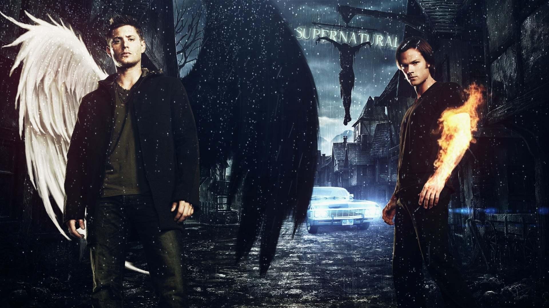 Кадры из фильма Сверхъестественное Supernatural 2005