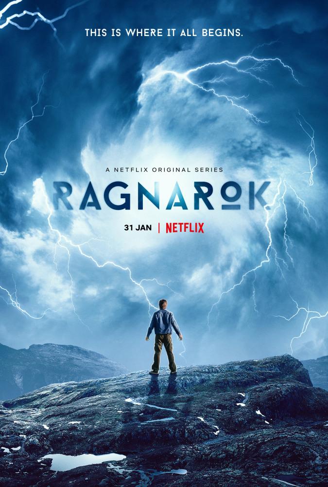 Постер фильма Рагнарёк 2020