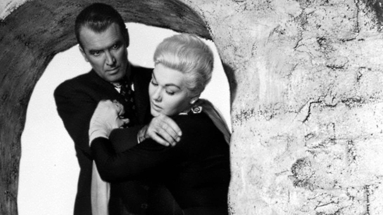 Кадры из фильма Головокружение Vertigo 1958