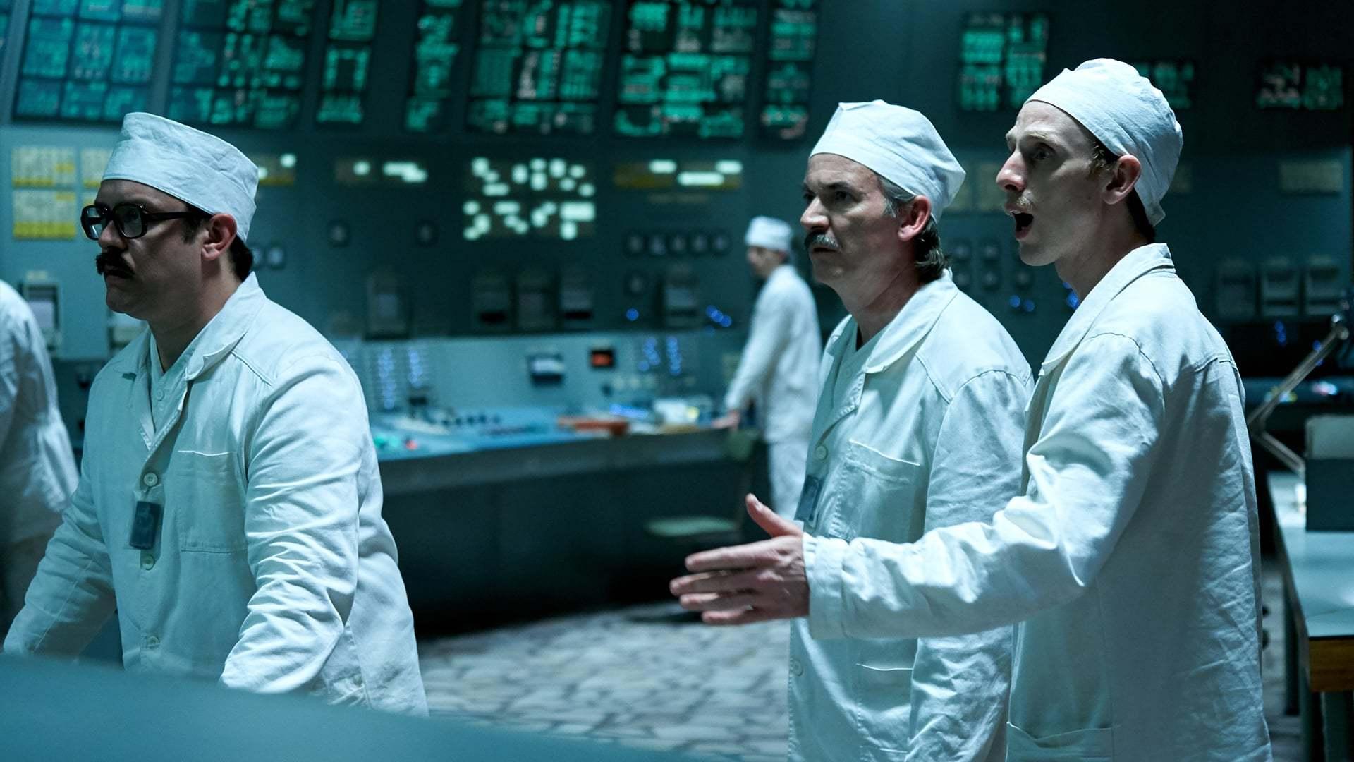 Кадры из фильма Чернобыль Chernobyl 2019