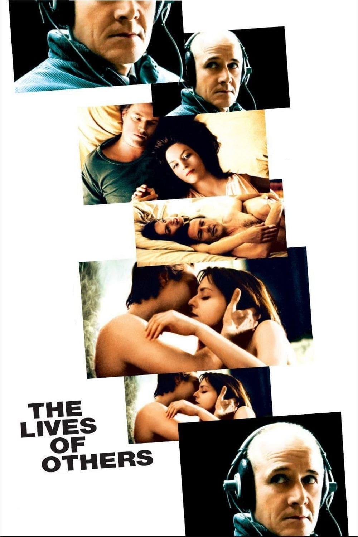 Постер фильма Жизнь других Das Leben der Anderen 2006