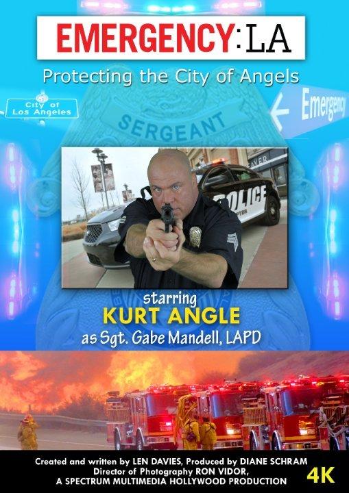 Постер фильма Служба спасения: Лос-Анджелес 2020