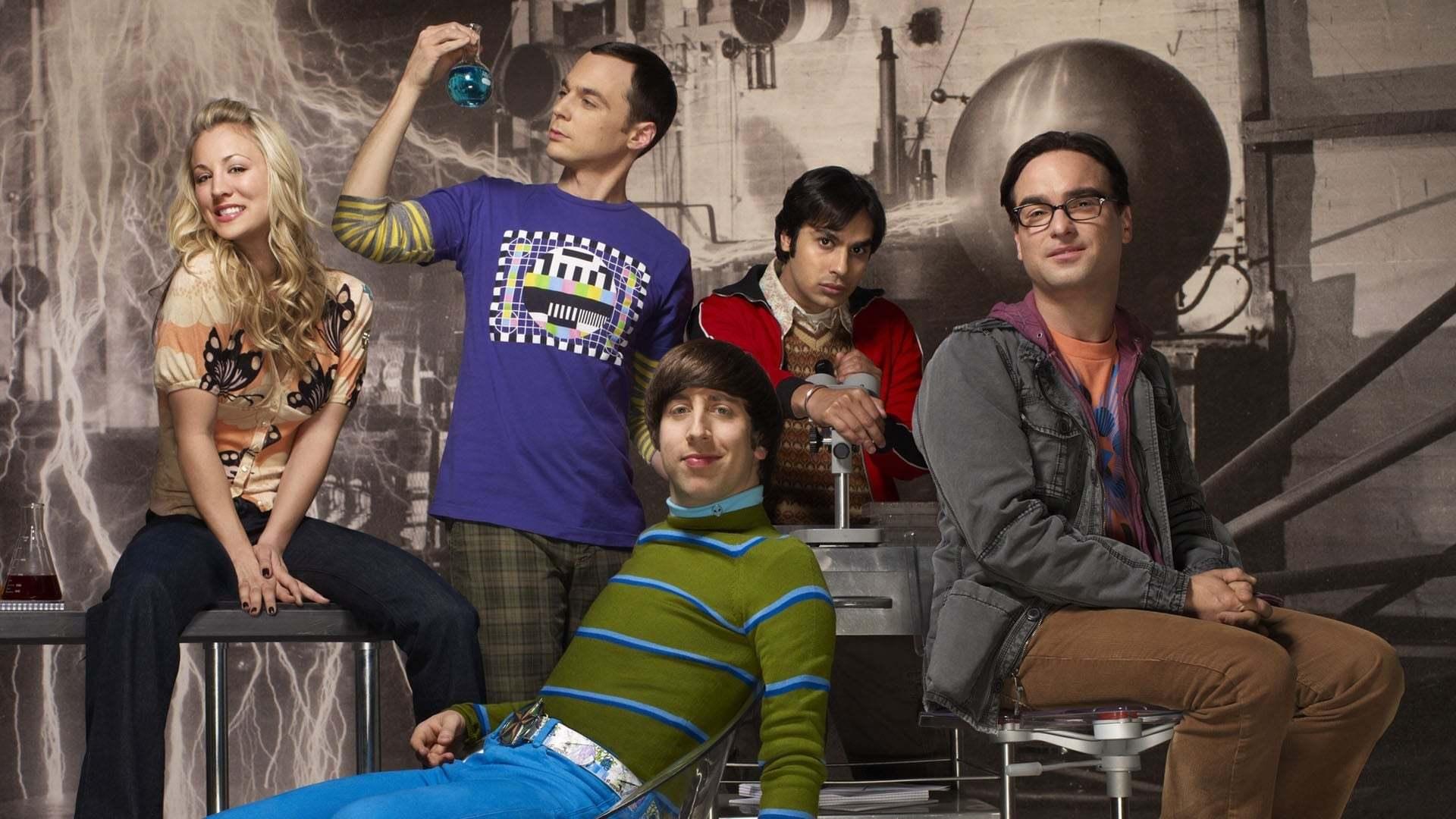 Кадры из фильма Теория большого взрыва The Big Bang Theory 2007