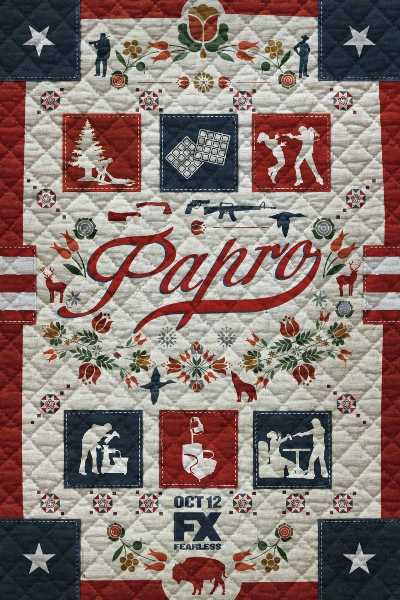 Постер фильма Фарго Fargo 2014