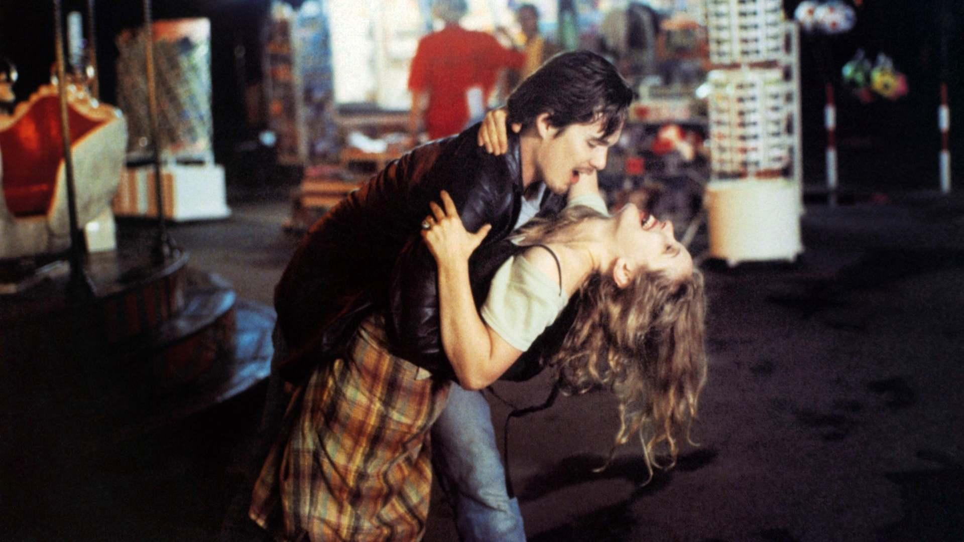 Кадры из фильма Перед рассветом Before Sunrise 1995