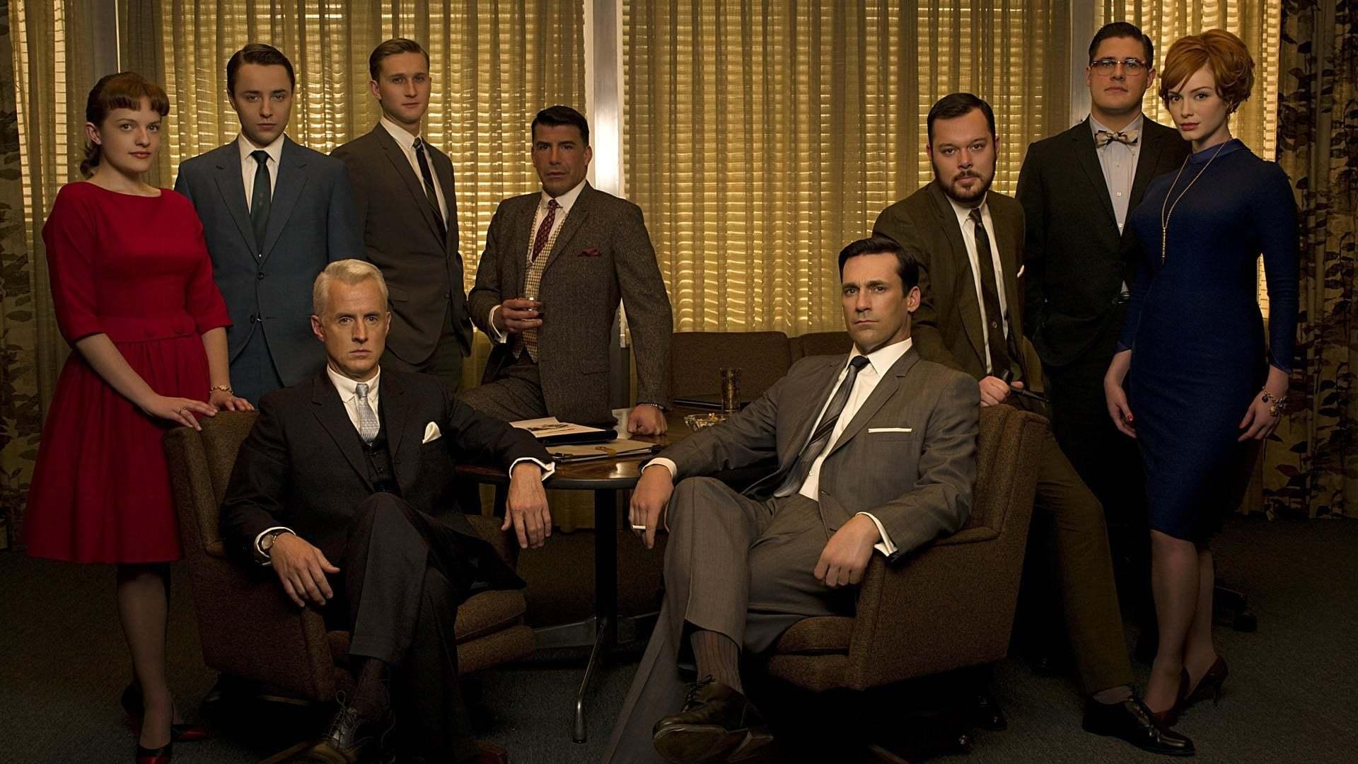 Кадры из фильма Безумцы Mad Men 2007