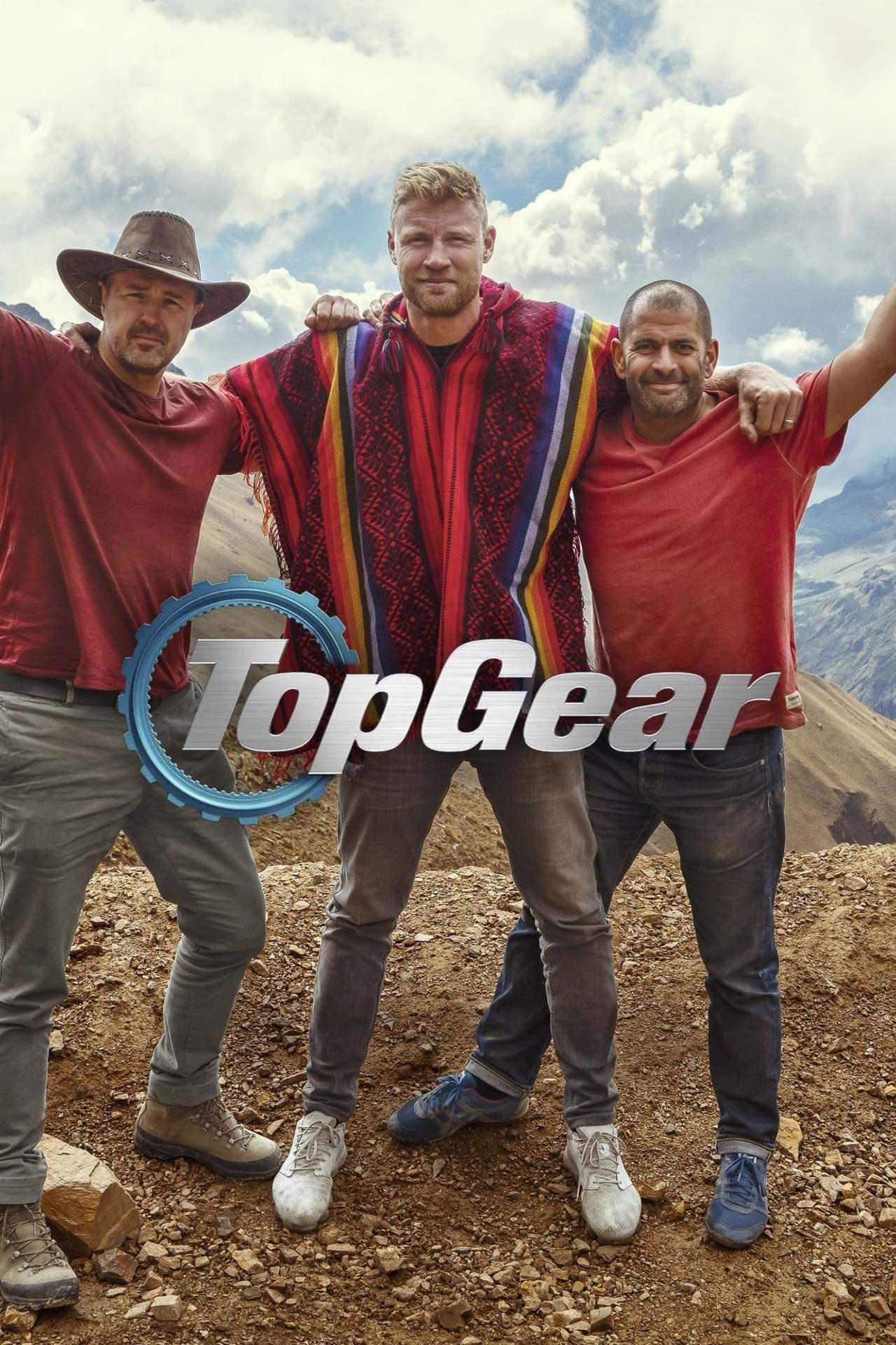 Постер фильма Топ Гир Top Gear 2002
