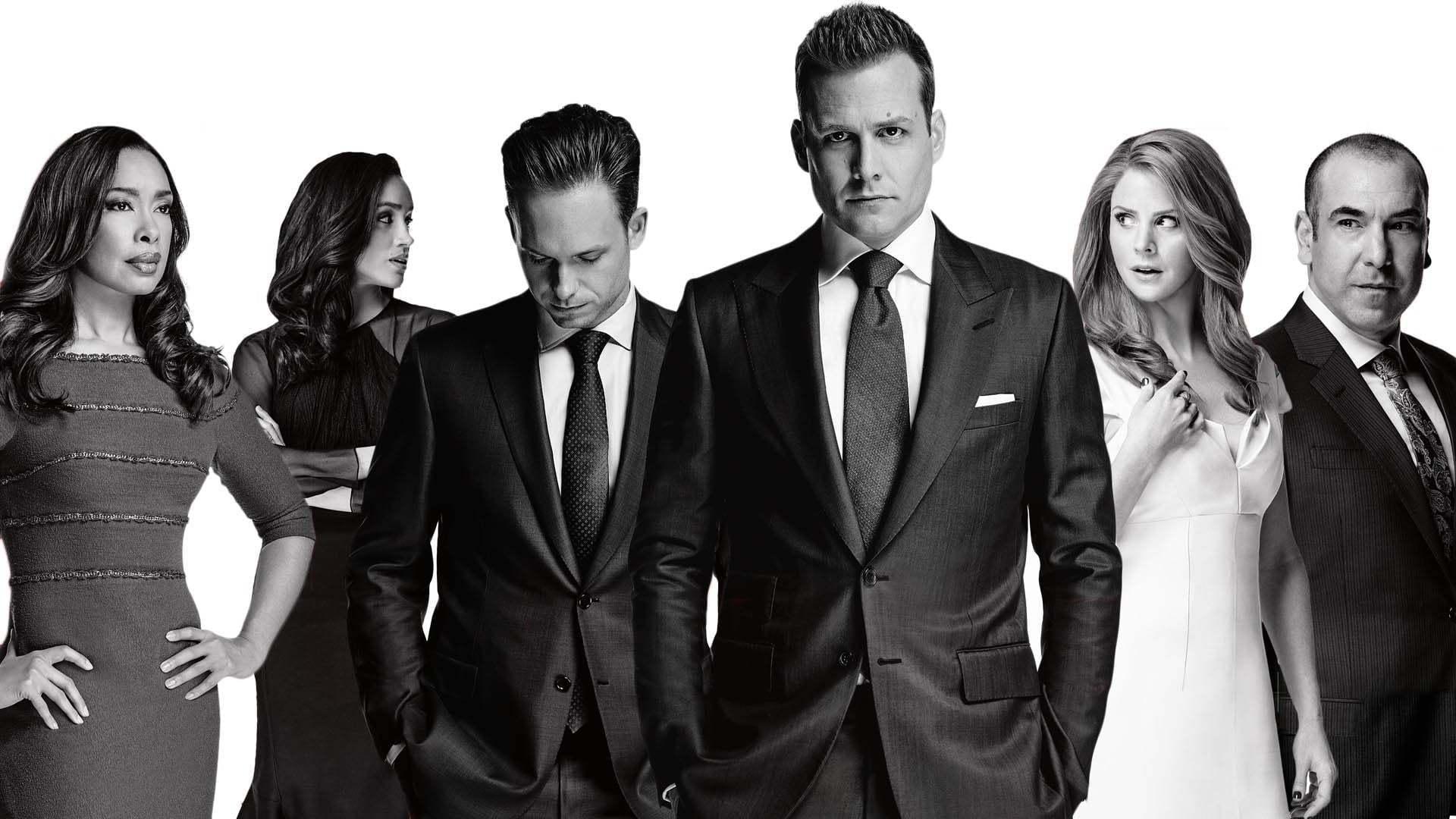 Кадры из фильма Форс-мажоры Suits 2011