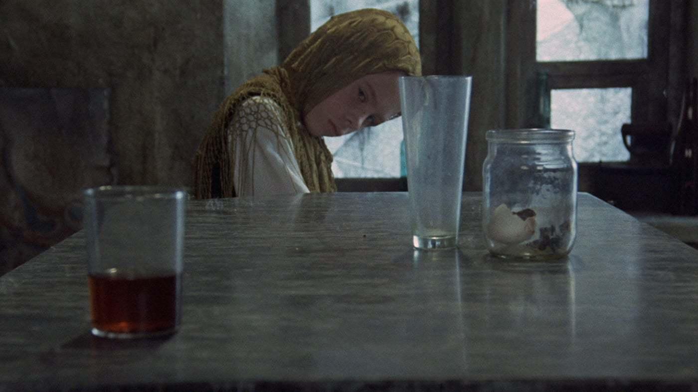 Кадры из фильма  Сталкер 1979