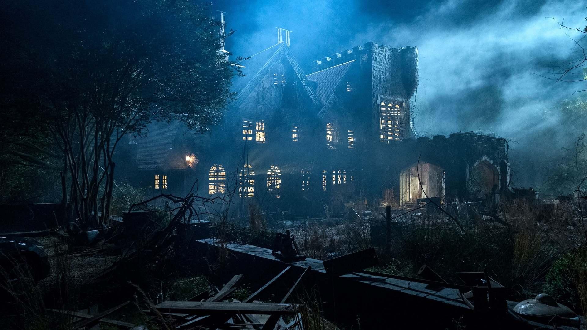Кадры из фильма Призраки дома на холме The Haunting of Hill House 2018