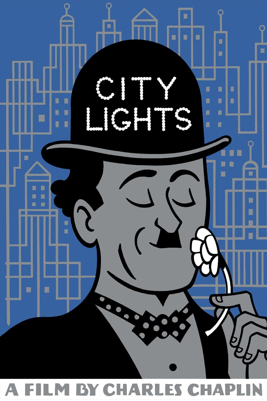 Постер фильма Огни большого города 1931