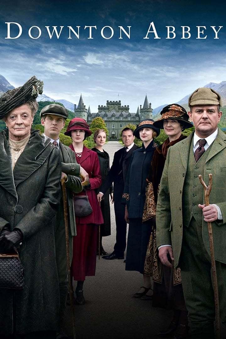 Постер фильма Аббатство Даунтон Downton Abbey 2010