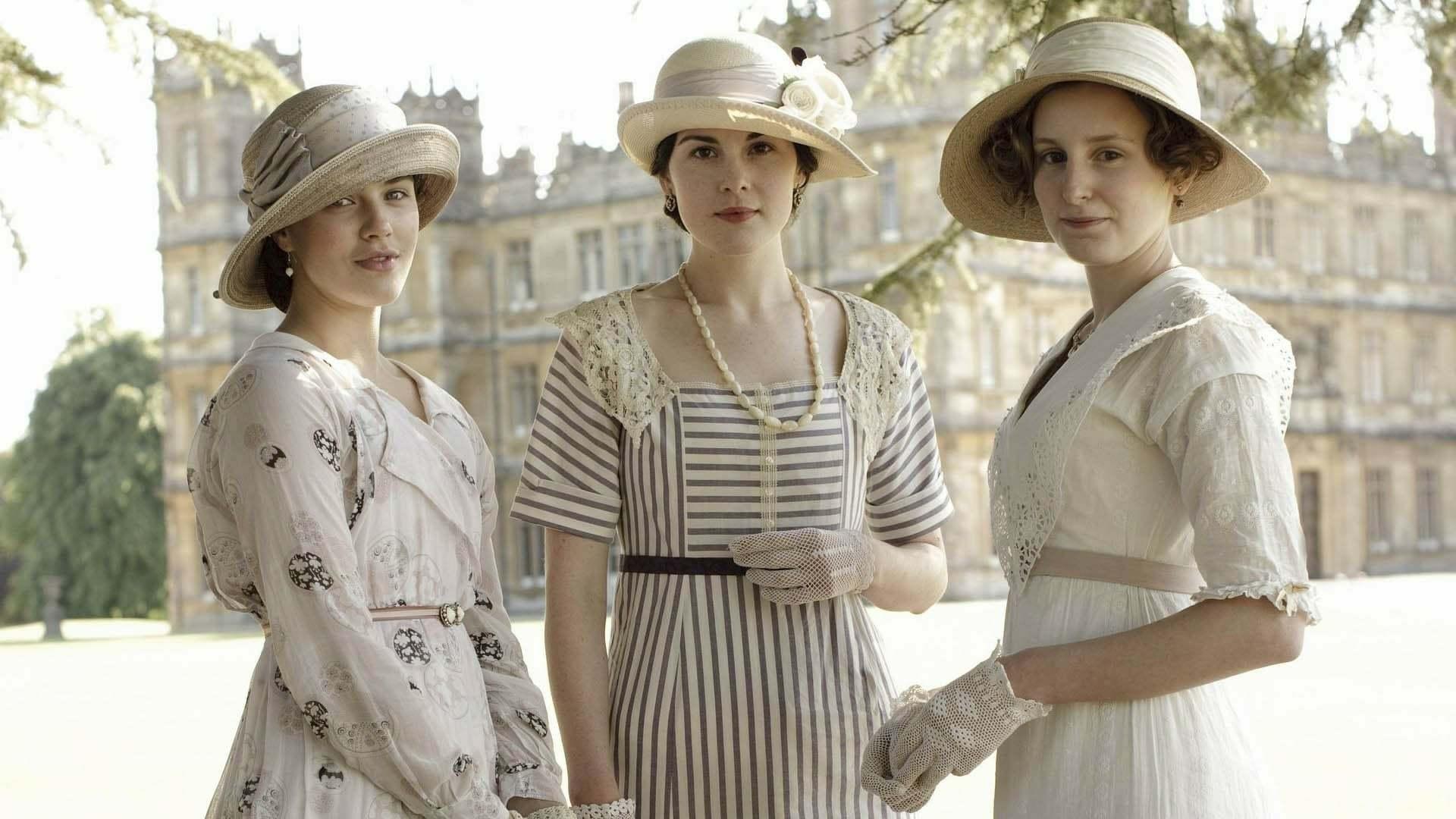 Кадры из фильма Аббатство Даунтон Downton Abbey 2010