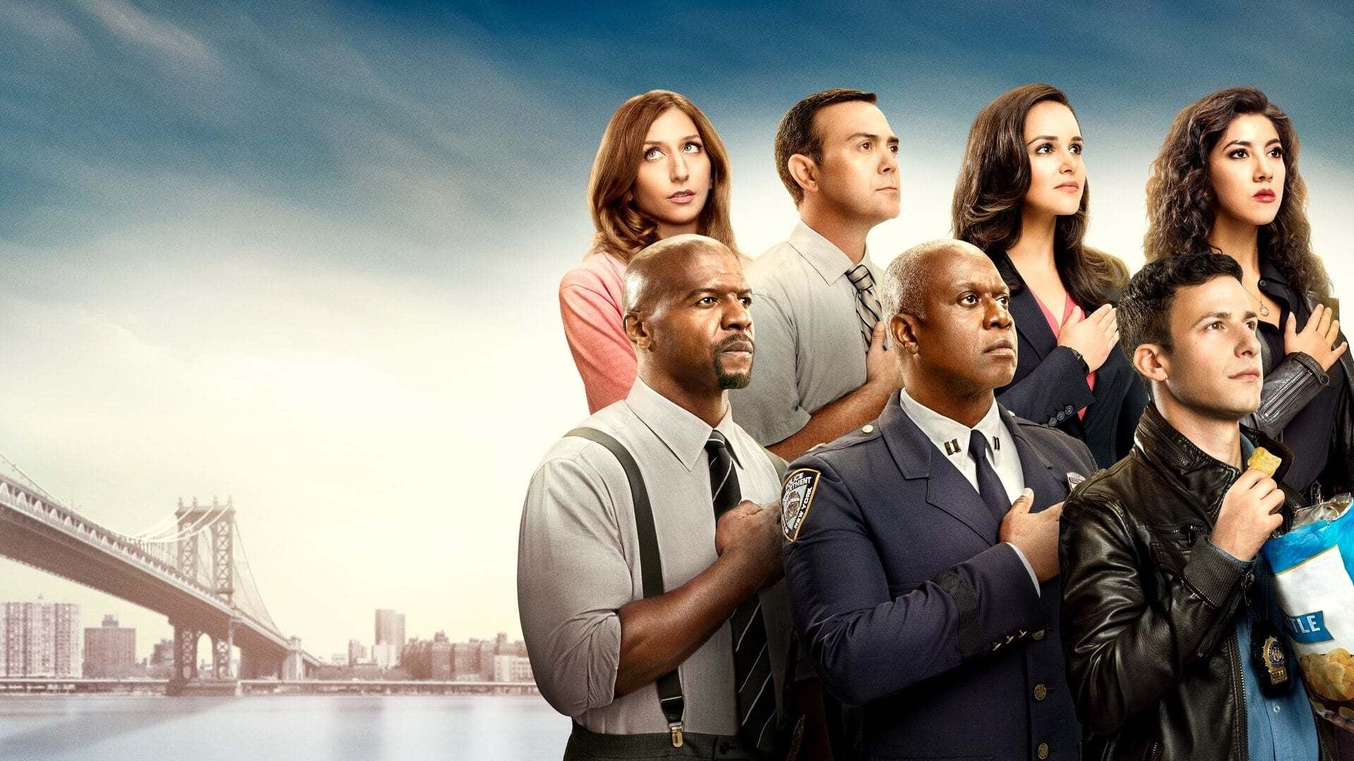 Кадры из фильма Бруклин 9-9 Brooklyn Nine-Nine 2013