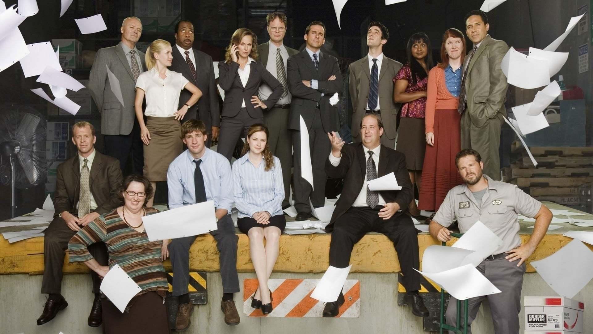 Кадры из фильма Офис The Office 2005