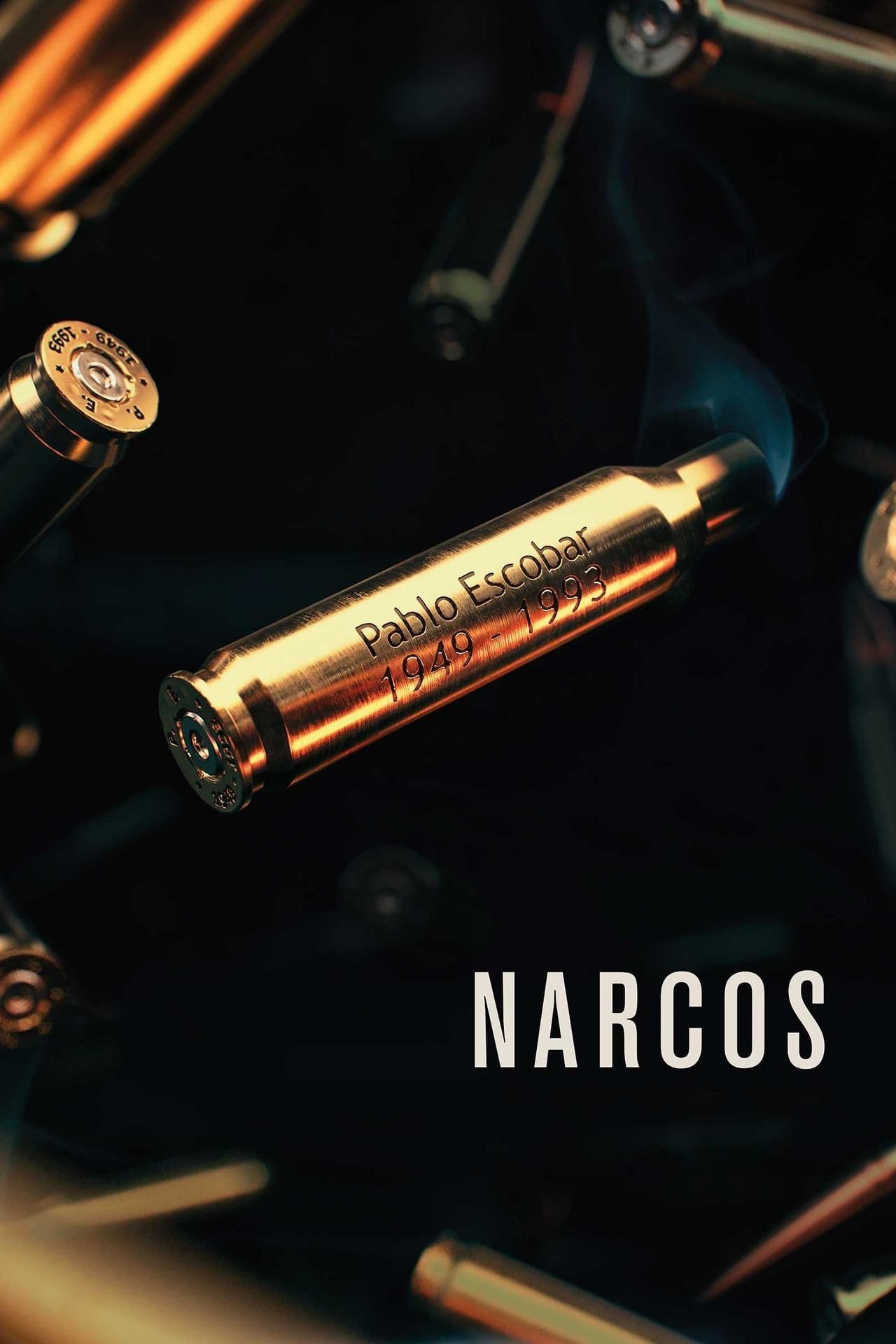 Постер фильма Нарко Narcos 2015