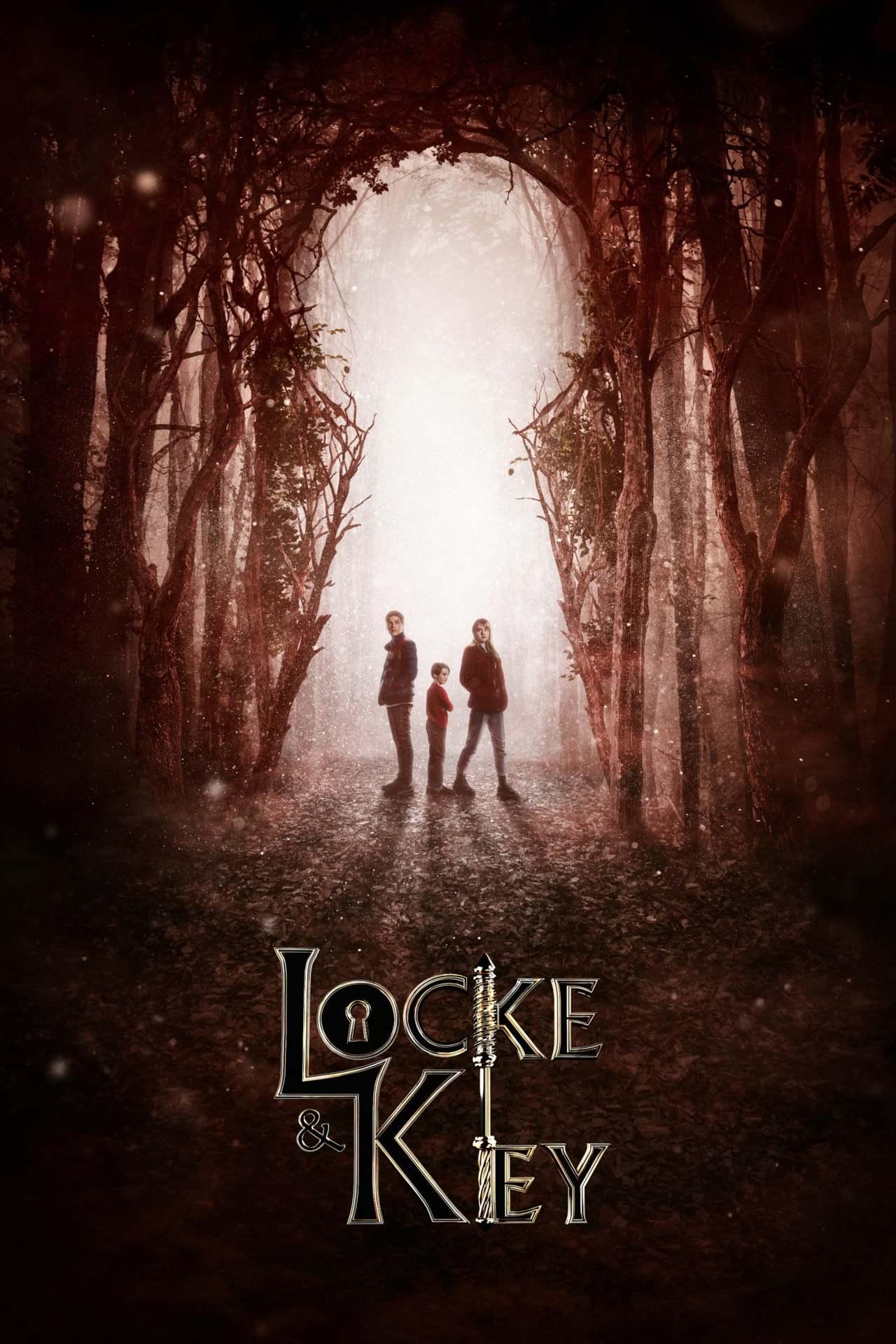 Постер фильма Замок и ключ 2020