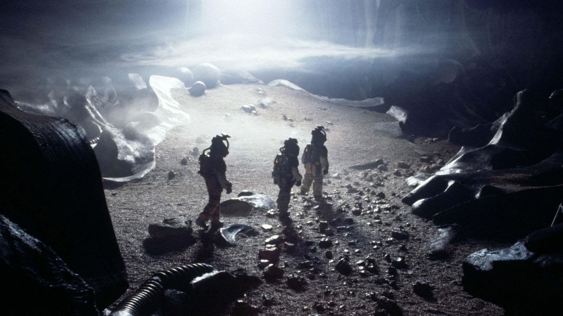 Кадры из фильма Чужой Alien 1979