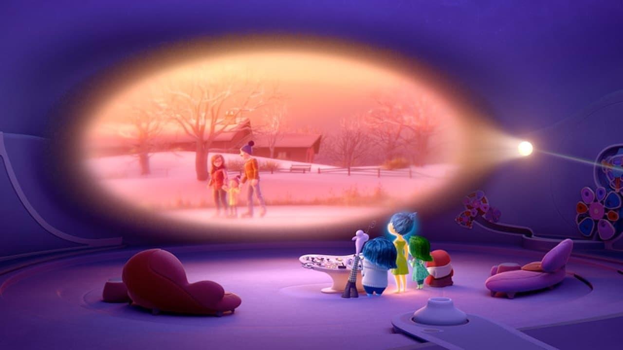 Кадры из фильма Головоломка Inside Out 2015