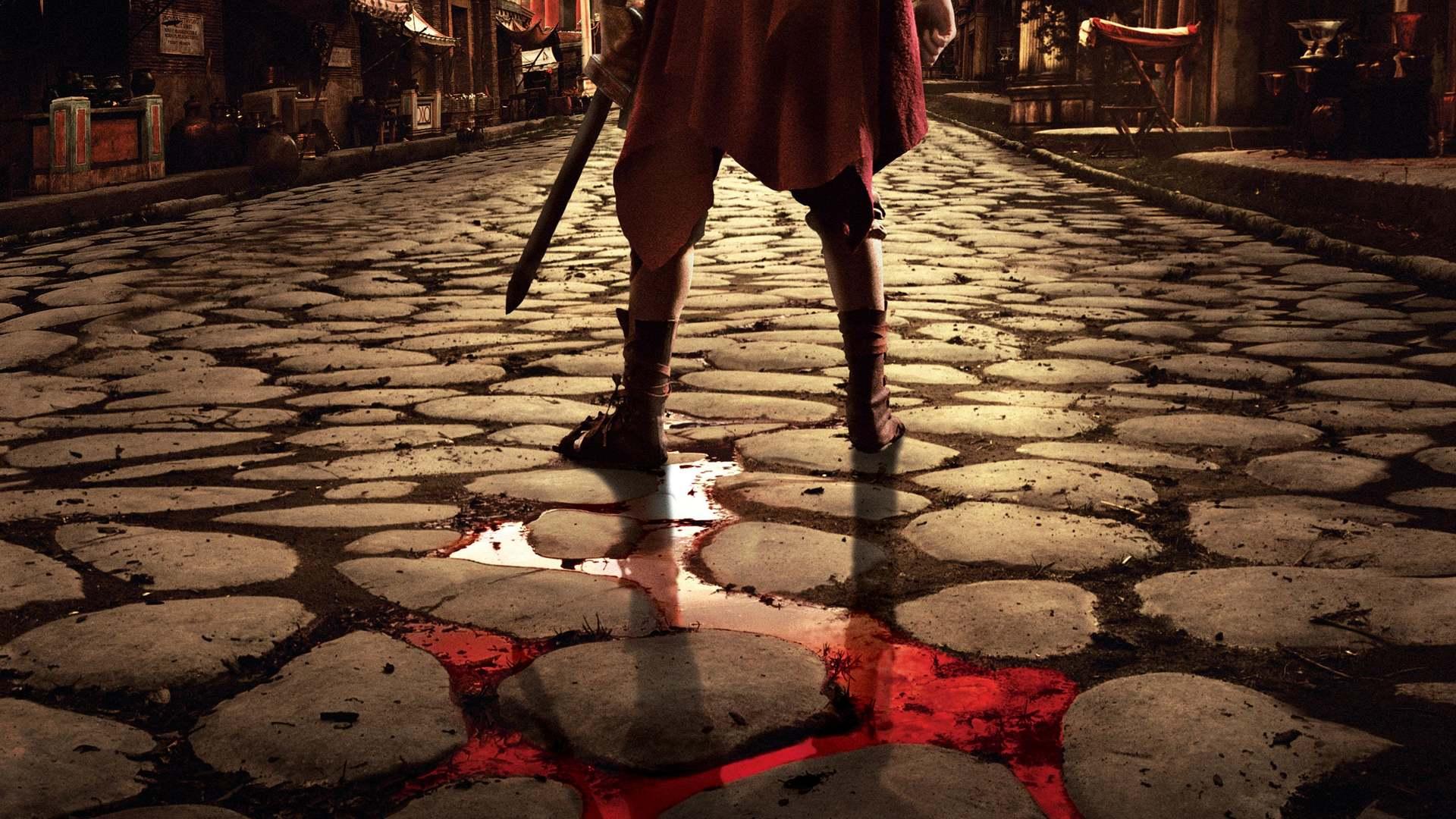 Кадры из фильма Рим Rome 2005