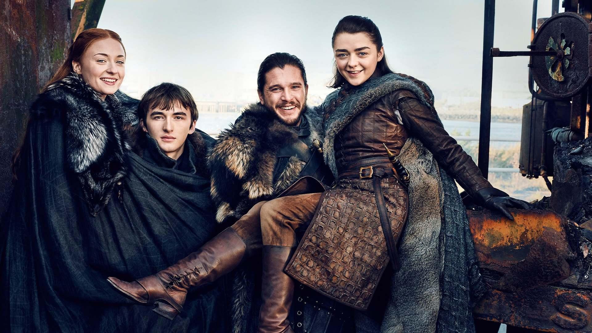 Кадры из фильма Игра престолов Game of Thrones 2011