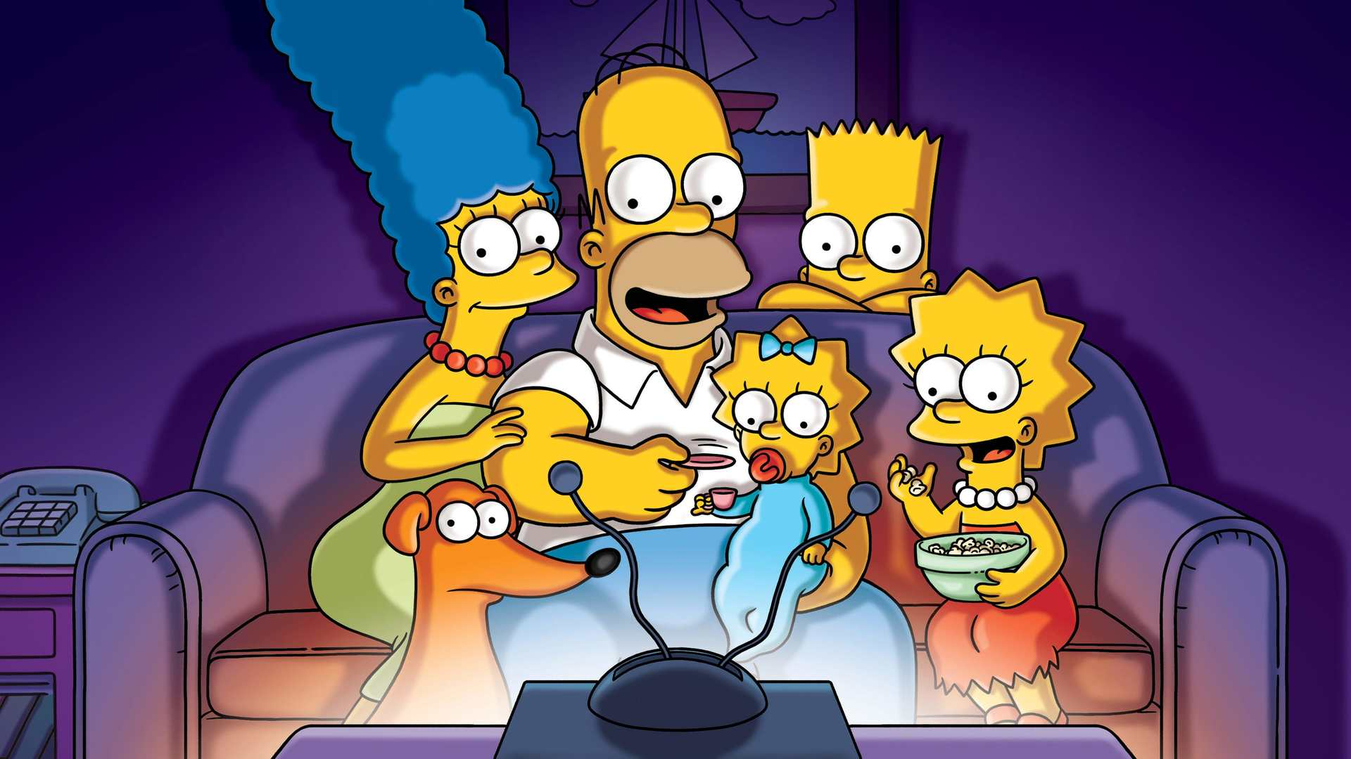 Кадры из фильма Симпсоны The Simpsons 1989