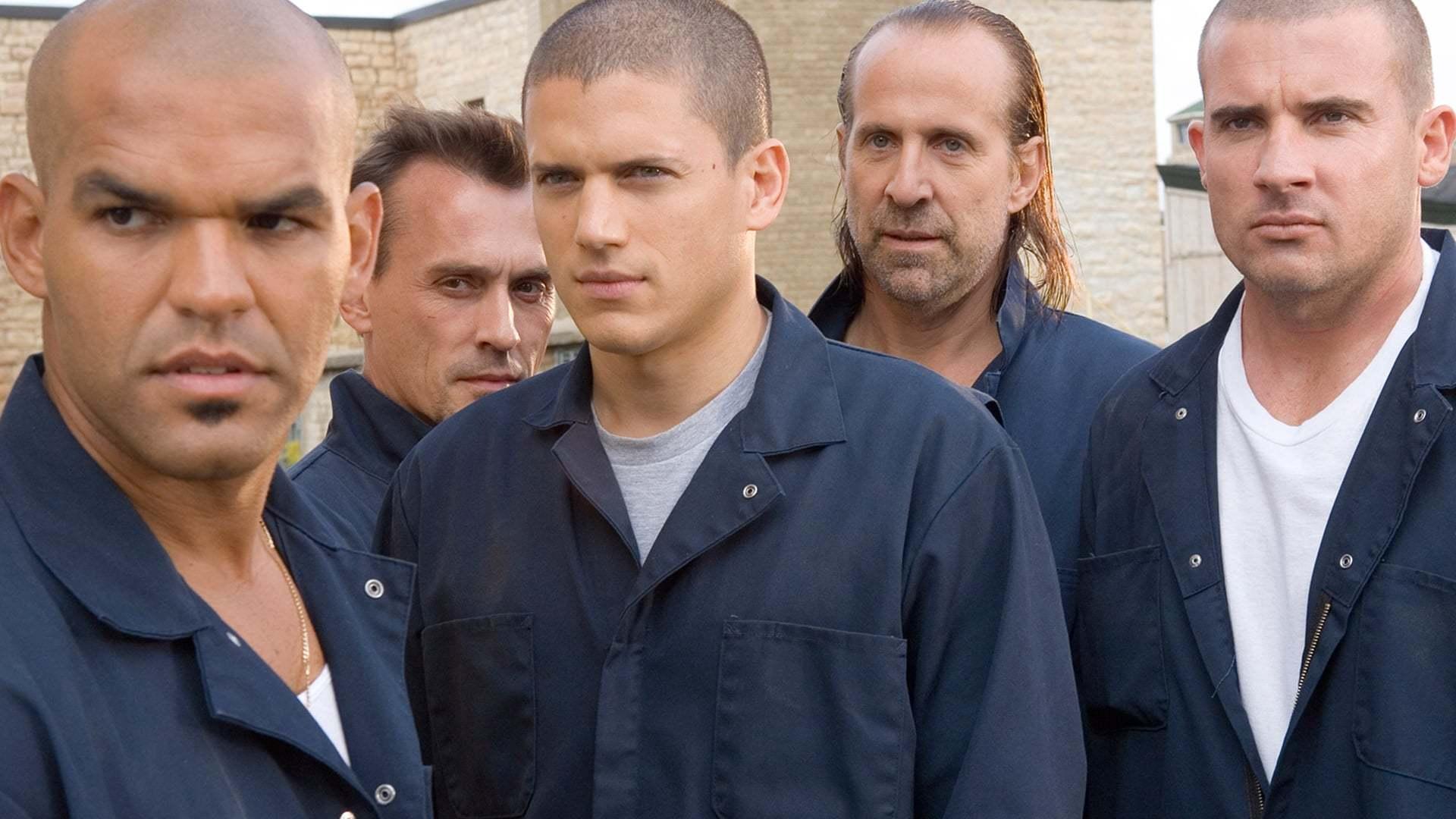 Кадры из фильма Побег Prison Break 2005