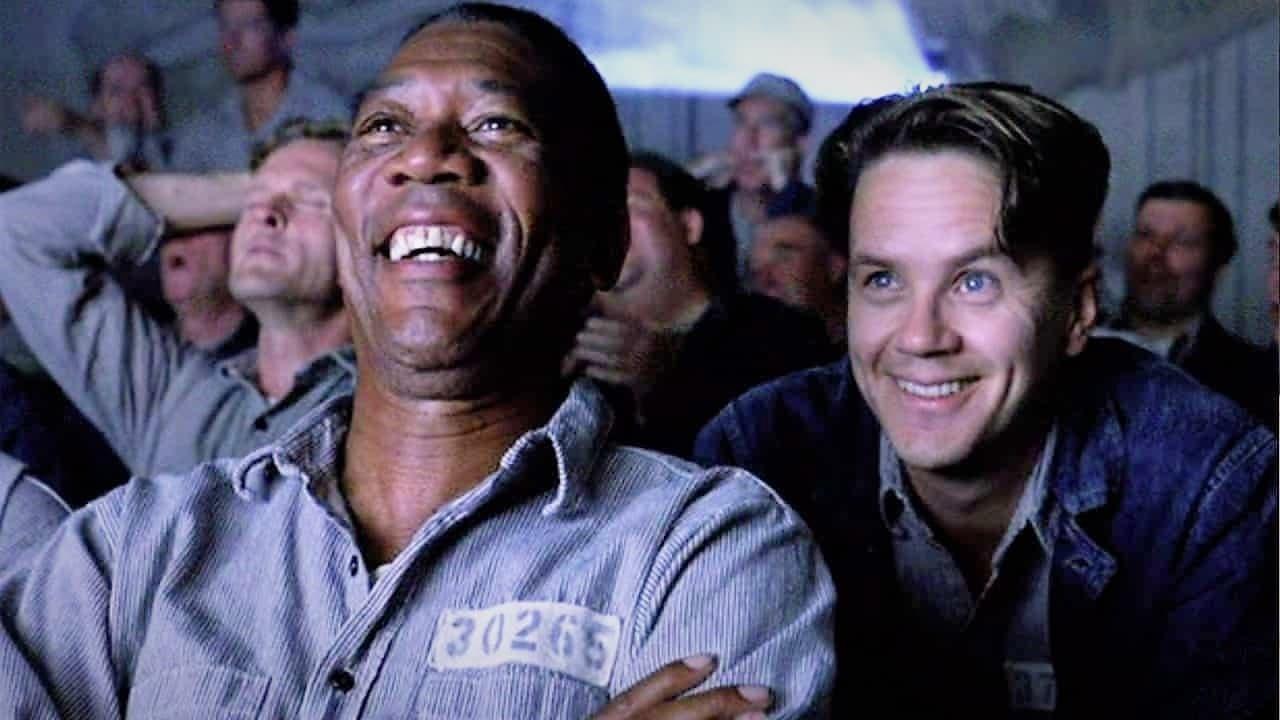 Кадры из фильма Побег из Шоушенка The Shawshank Redemption 1994