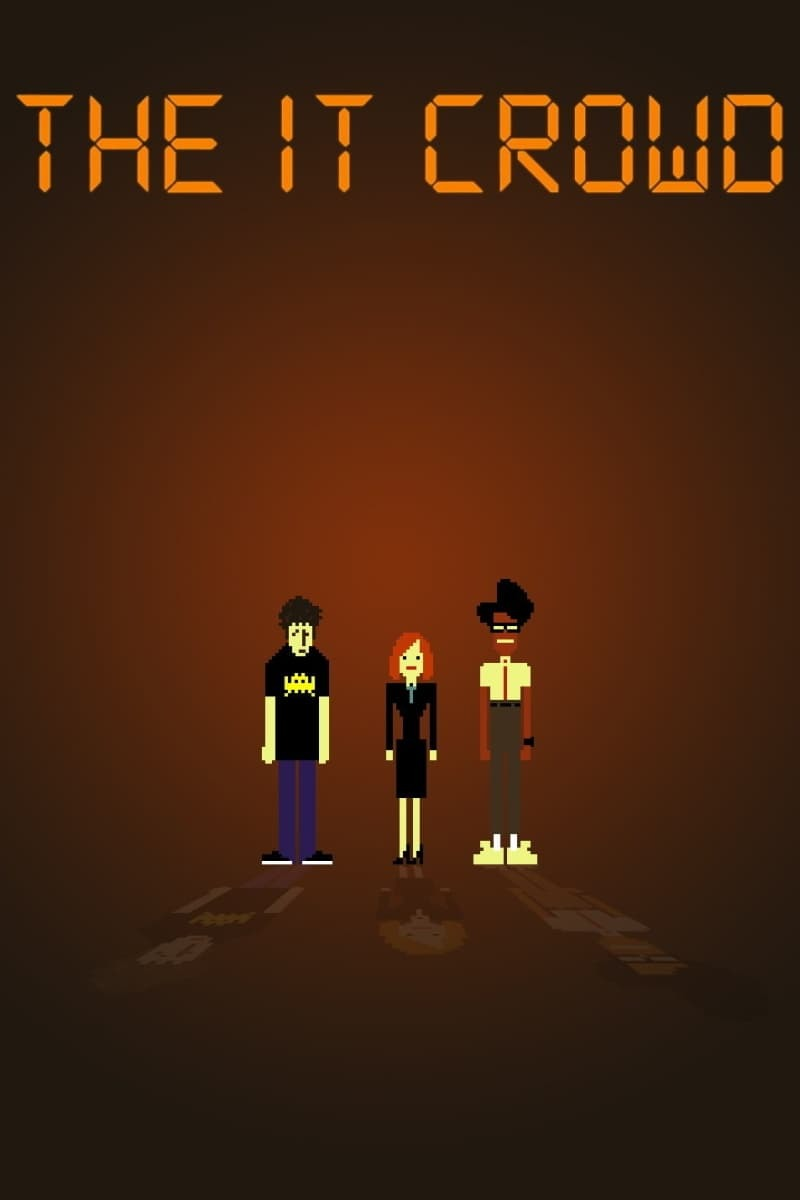 Постер фильма Компьютерщики The IT Crowd 2006