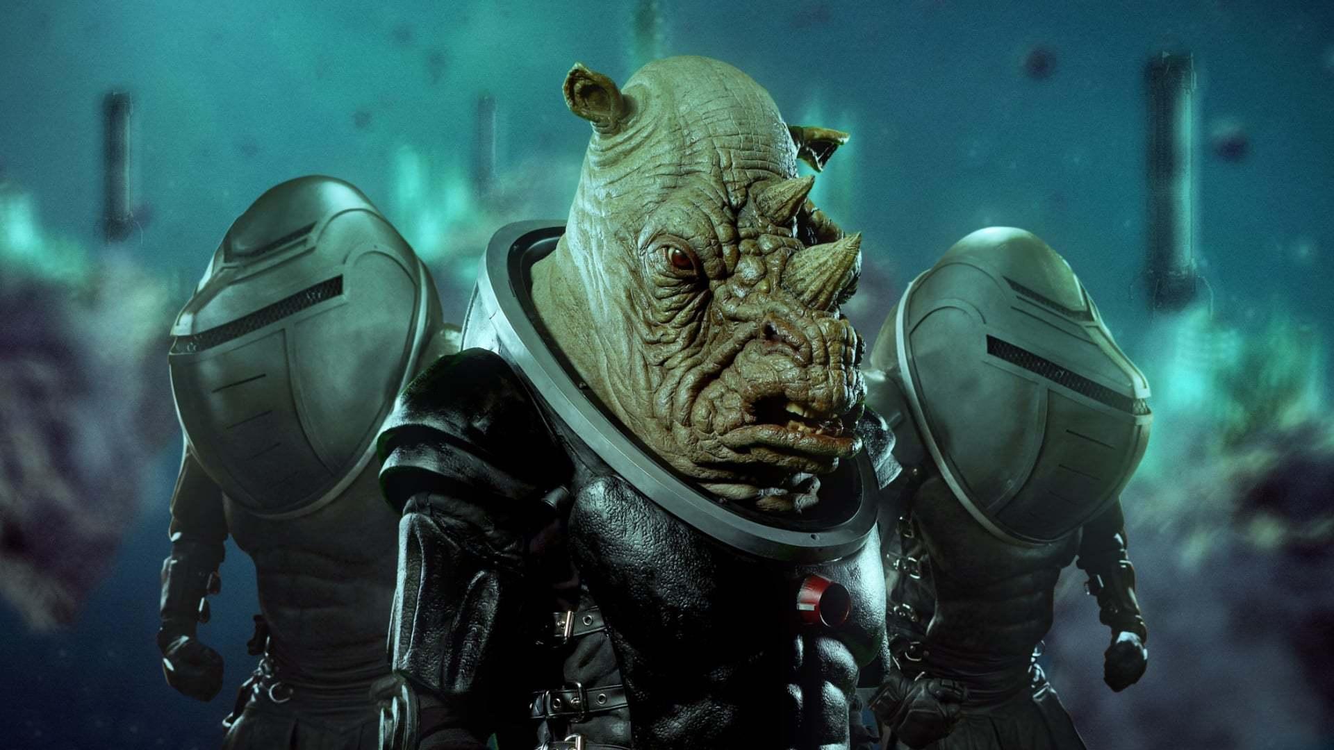 Кадры из фильма Доктор Кто Doctor Who 2005