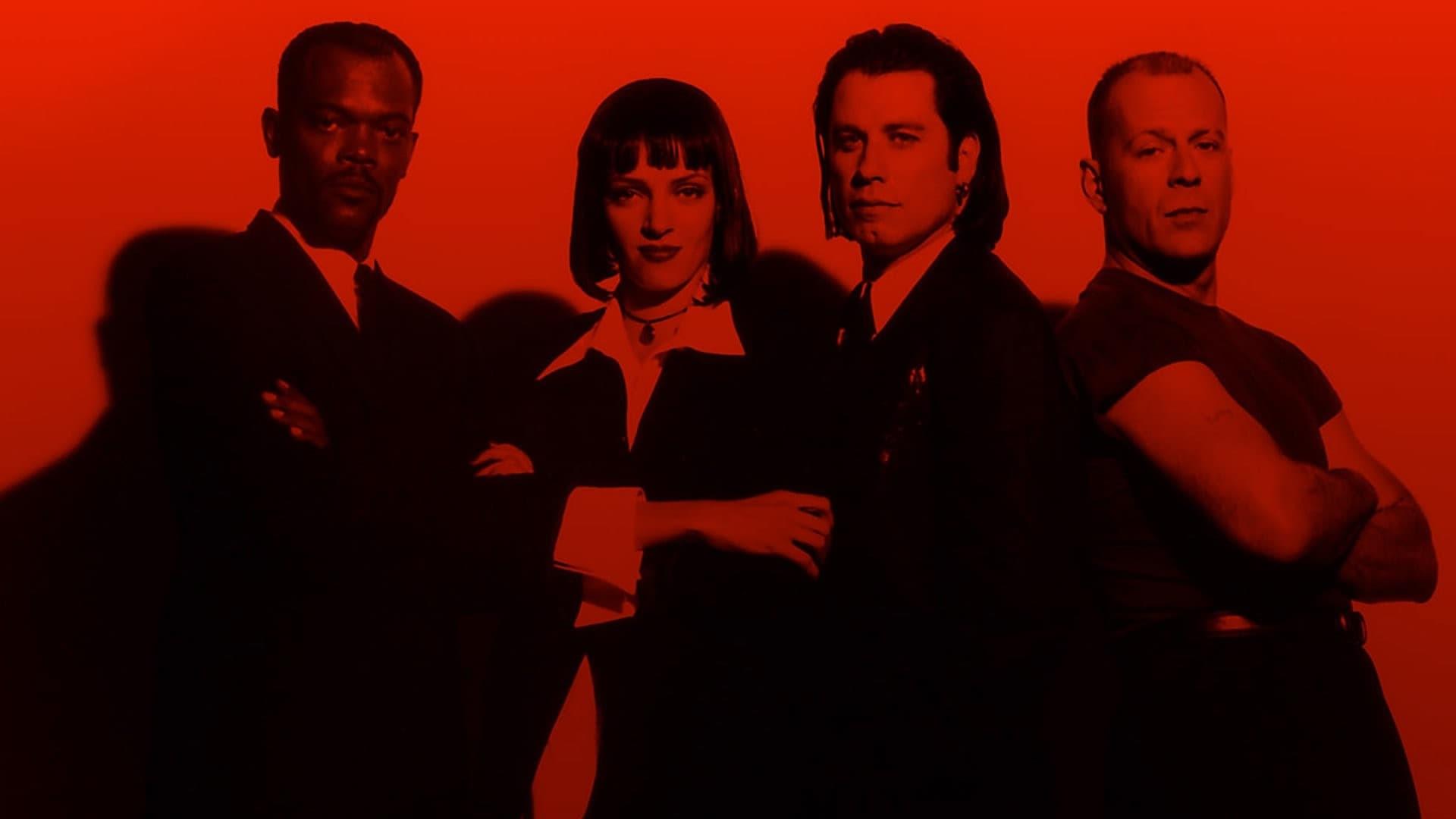 Кадры из фильма Криминальное чтиво Pulp Fiction 1994