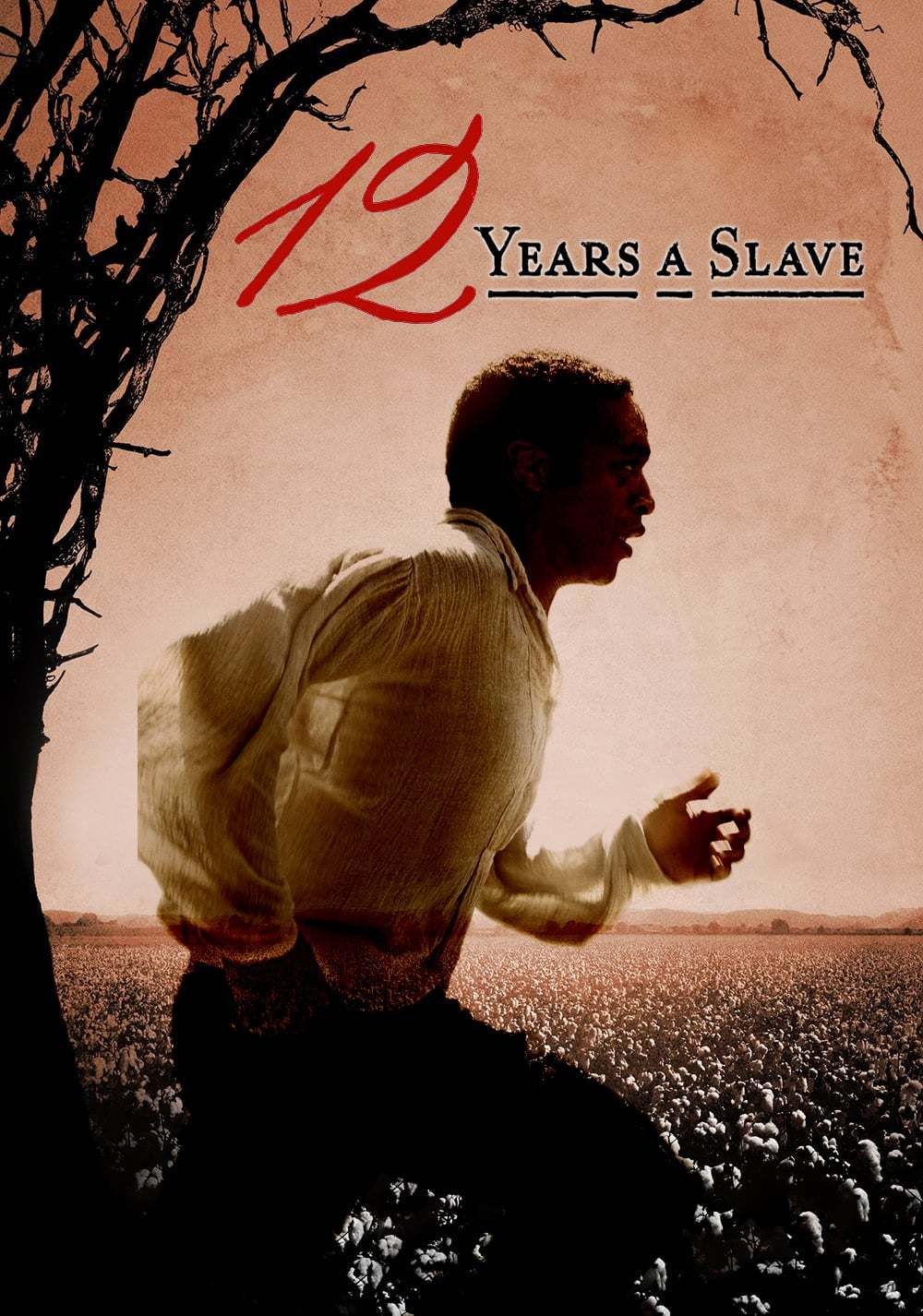 Постер фильма 12 лет рабства 12 Years a Slave 2013