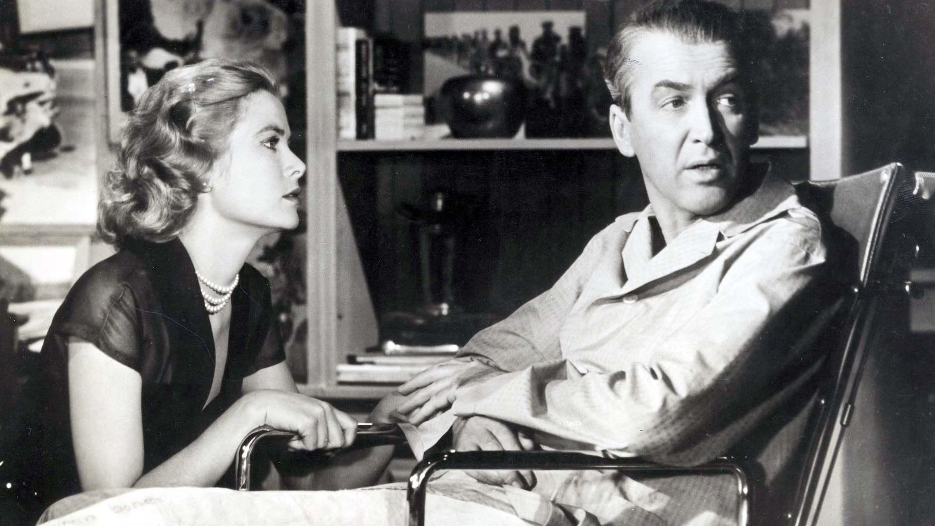 Кадры из фильма Окно во двор Rear Window 1954