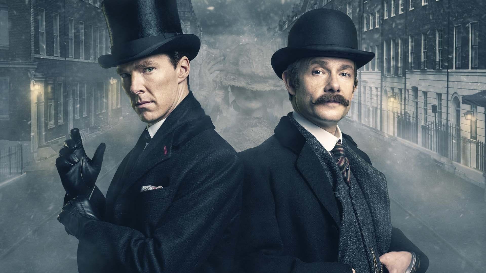 Кадры из фильма Шерлок Sherlock 2010