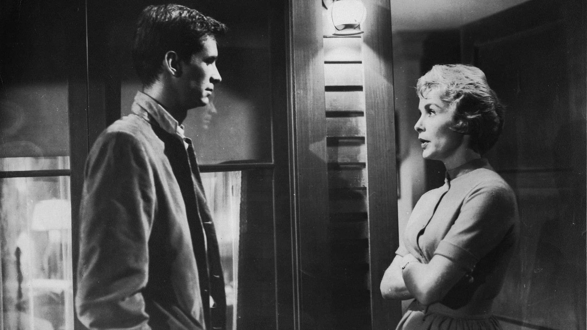 Кадры из фильма Психо Psycho 1960