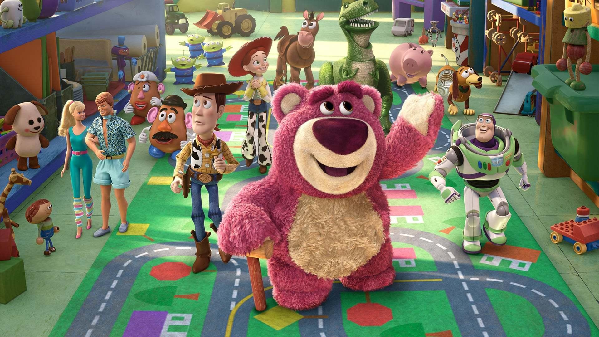 Кадры из фильма История игрушек: Большой побег Toy Story3 2010