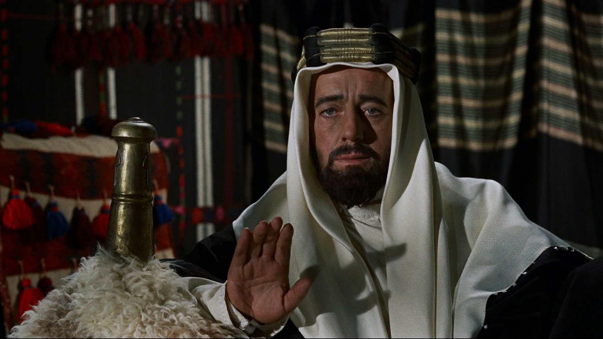 Кадры из фильма Лоуренс Аравийский Lawrence of Arabia 1962