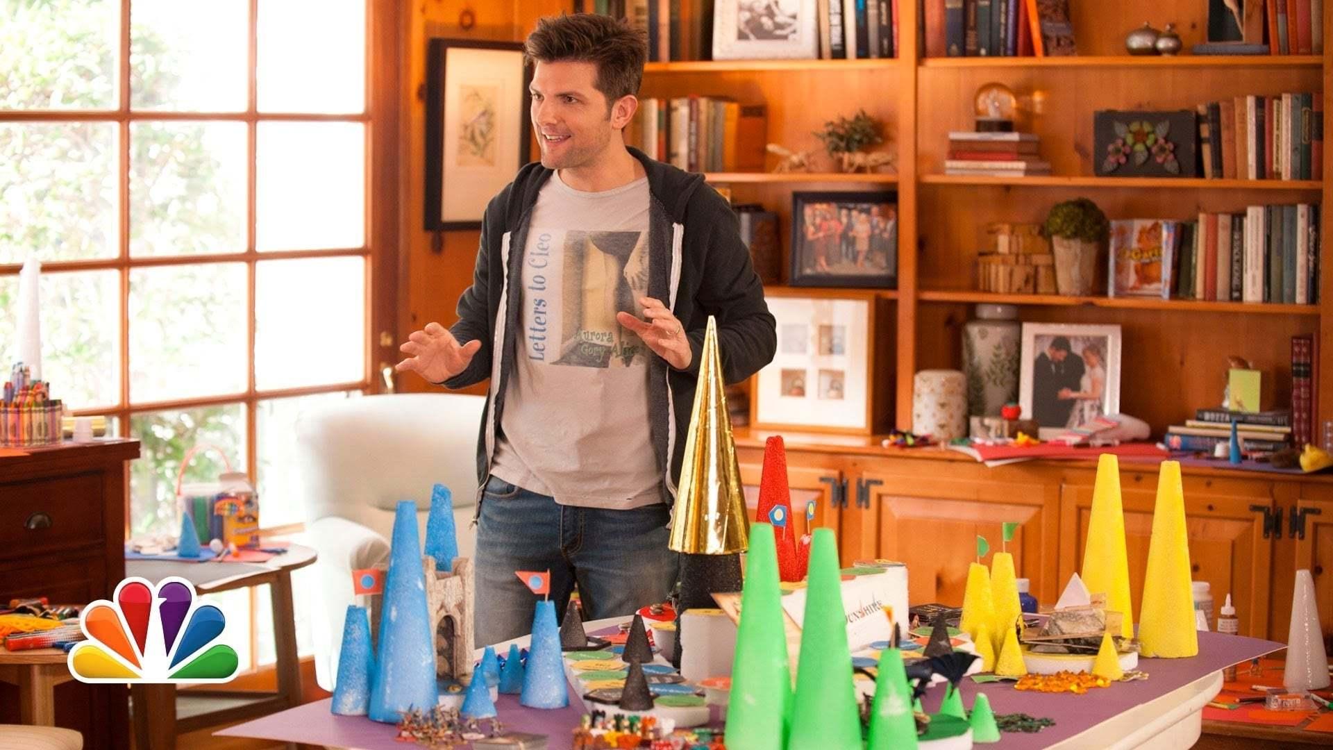 Кадры из фильма Парки и зоны отдыха Parks and Recreation 2009