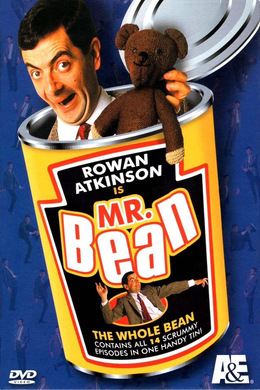 Постер фильма Мистер Бин 1990