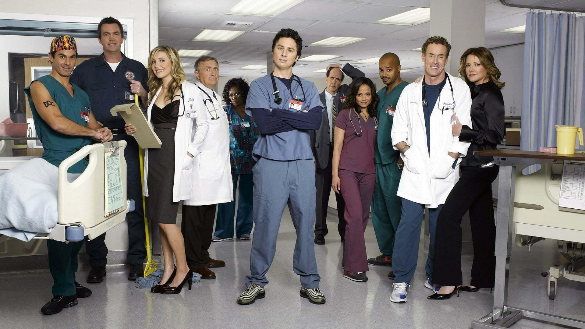Кадры из фильма Клиника Scrubs 2001